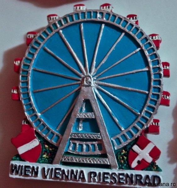 Riesenrad - Wien - Austria