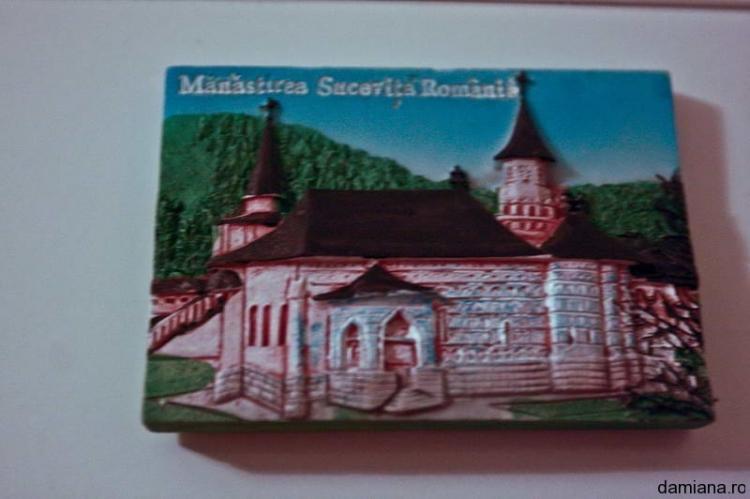 Manastirea Sucevita - Romania