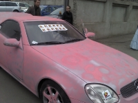 marius onuc dj profm farsa 1 aprilie 2011 masina roz