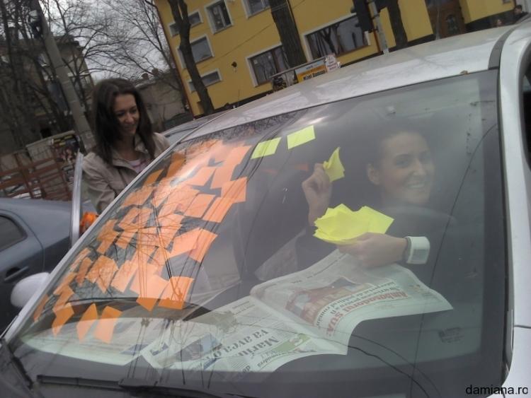 Roxana Stefan aka Oxi farsa 1 parilie 2011