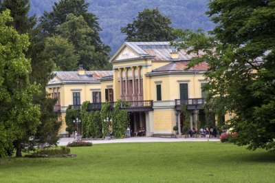 Kaiservilla-The Imperial Villa-Bad Ischl-Austria-317