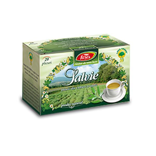 ceai salvie fares