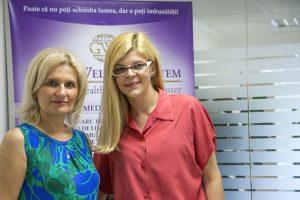 Damiana & Aurelia Dumitru (Global Wellness System)