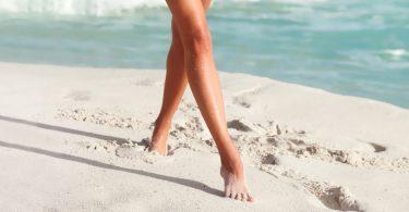 sand-leg-foot-woman