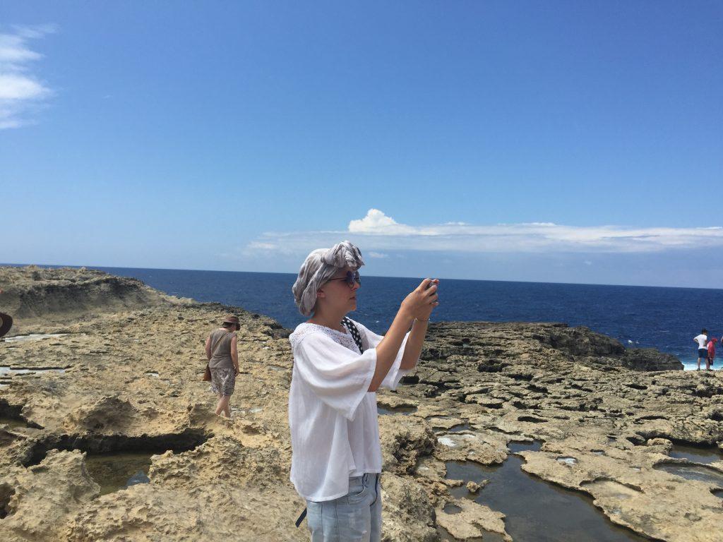 Gozo | Fereastra albastra de pe insula Gozo - Malta | Sejur, Vacanta