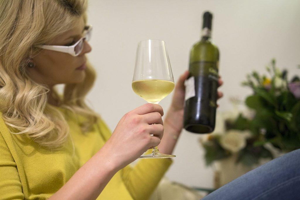 Vin alb sau vin rosu Incearca Greco di Tufo
