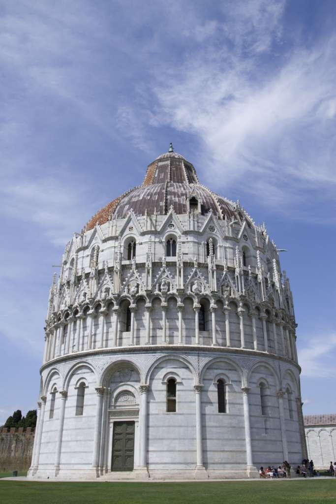 turnul din pisa-domul
