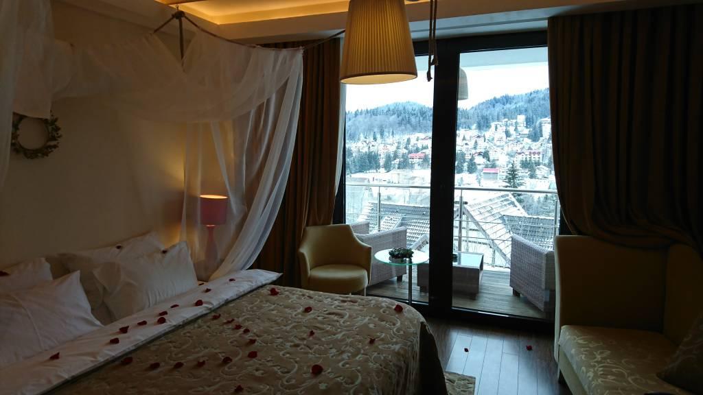 Mythos Luxury Rooms Predeal